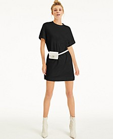 CULPOS X INC Mini T-Shirt Dress, Created for Macy's