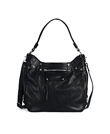 Harmoni Leather Hobo