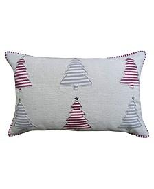"14"" L x 24"" W Christmas Decorative Throw Pillow"