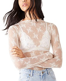 Lady Luxe Layering Top