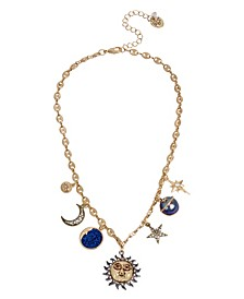 Celestial Mixed Charm Necklace