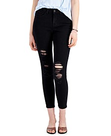 Ripped Skinny Jeans, Created for Macy's
