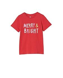 Toddler Girls Penelope Short Sleeve T-shirt