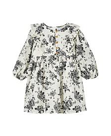 Toddler Girls Freya Long Sleeve Dress