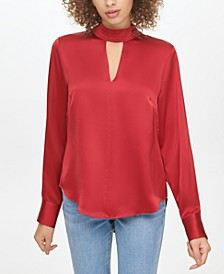 Front-Cutout Top