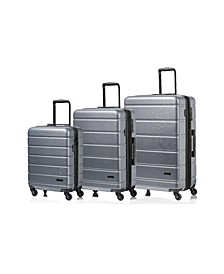Madison 3-Pc. Hardside Luggage Set