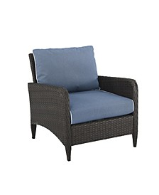 Kiawah Outdoor Wicker Armchair