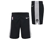 Youth San Antonio Spurs Icon Replica Shorts