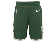 Toddler Milwaukee Bucks Icon Replica Shorts