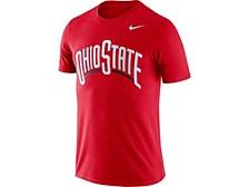 Ohio State Buckeyes Men's Wordmark T-Shirt