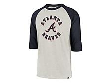 Atlanta Braves Men's Retrospect Raglan T-Shirt