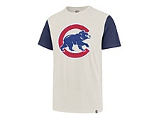 Chicago Cubs Men's Blocked Fieldhouse T-Shirt