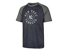New York Yankees Men's Tri-Blend Raglan T-Shirt