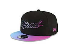 Miami Heat 2020 City Series 9FIFTY Cap