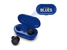 Prime Brands St. Louis Blues True Wireless Earbuds