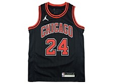 Youth Chicago Bulls Youth Statement Swingman 2 Jersey - Lauri Markkanen