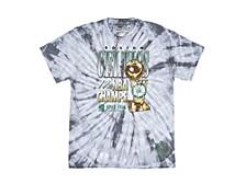 Men's Boston Celtics Tie-Dyed T-Shirt