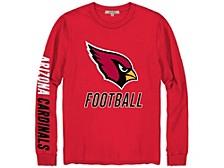 Men's Arizona Cardinals Zone Read Long-Sleeve T-Shirt