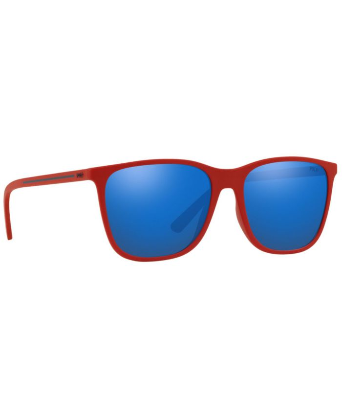 Polo Ralph Lauren Sunglasses, PH4143 & Reviews - Sunglasses by Sunglass Hut - Men - Macy's
