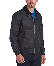 Barbour Men's Advection Waxed Jacket