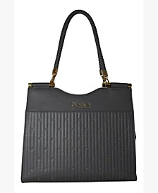 Aliah Stud Medium Shopper