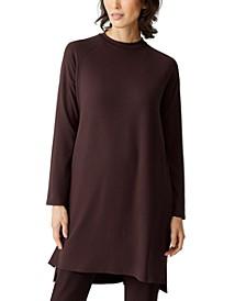 Raglan-Sleeve Dress, Regular & Petite