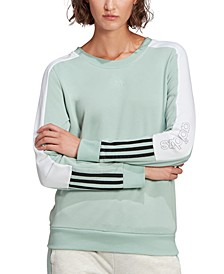 Essentials Colorblocked Sweatshirt