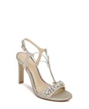 Women's Peaches High Heel Evening Sandal Women's Shoes