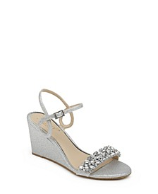 Women's Noralie Evening Wedge Sandal