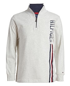 Big Boys Seth Half Zip Top