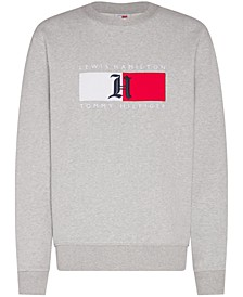 Men's Lewis Hamilton Fleece-Lined Logo Sweatshirt