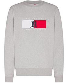 Men's Lewis Hamilton Fleece-Lined Logo Sweatshirt