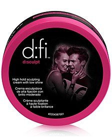 d:fi d:sculpt High Hold Sculpting Cream With Low Shine, 2.65-oz., from PUREBEAUTY Salon & Spa
