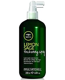 Tea Tree Lemon Sage Thickening Spray, 6.8-oz., from PUREBEAUTY Salon & Spa