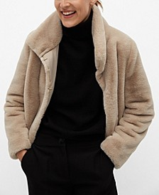 Women's Faux Fur Jacket