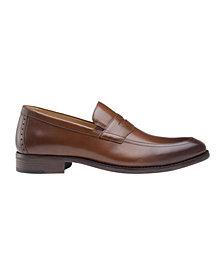 Johnston & Murphy Men's Lewis Penny Slip-On Shoes