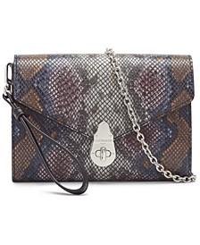Soft Lock Convertible Crossbody/Shoulder Bag