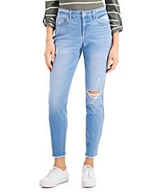 Curvy Skinny-Leg Jeans, Created for Macy's