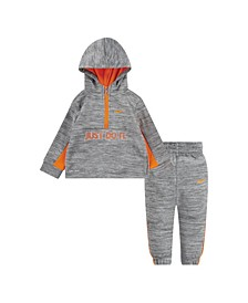 Baby Boys Therma Half Zip Set