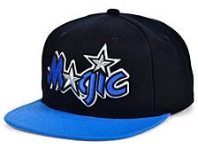 Orlando Magic 2-Tone Classic Snapback Cap