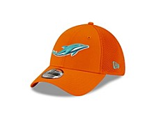 Miami Dolphins Logo Elements Collection Neo 39THIRTY Cap