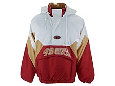 Men's San Francisco 49ers The Line Up Jacket