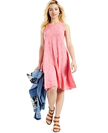 Printed Flip-Flop Dress, Created for Macy's
