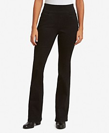 Women's Theadora Pull On Flare Jeans