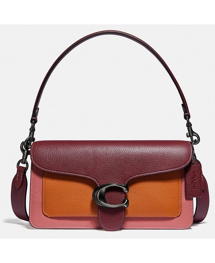 COACH - Colorblock Tabby Shoulder Bag 26