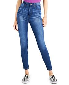 Curvy Ultra High Rise Ankle Skinny Jean
