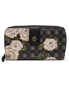 Floral Signature All In One Wallet, Created for Macy's