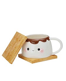 Marshmallow S'more Mug