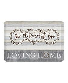 Loving Home Kitchen Mat