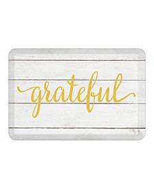 Grateful Kitchen Mat